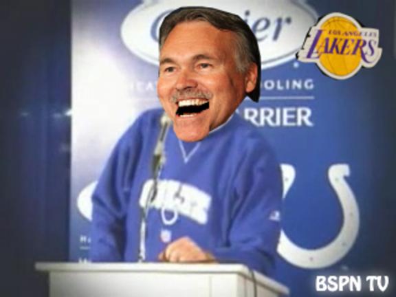 Mike D&#039;Antoni Lakers Parody BSPN